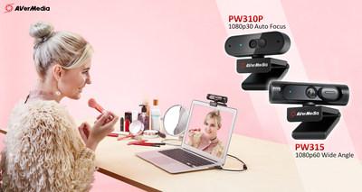 圓剛推出PW315、PW310P網路攝影機,視訊設備的完美補強