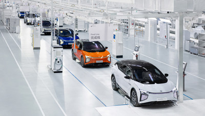 Mass-production has already commenced and deliveries are expected to begin in May 2021. One major highlight at the new production facility is that the HiPhi X will autonomously drive itself off the assembly line and park in the nearby lot.