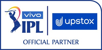 Upstox, one of India's leading broking firms, joins IPL as an Official Partner