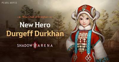 New Hero Durgeff Durkhan Arrives in Shadow Arena