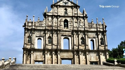 """""""Trip.com Group data showsbig increase in mainland Chinese demand for travel to Macao in the upcoming May Day holiday"""""""