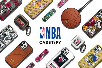 Following the sold-out global series that launched earlier this year, the NBA and CASETiFY are reuniting to create a personalized tech accessory collection inspired by team pride.