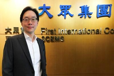 大眾投控總經理暨台灣綠電應用協會TAGET常務理事簡民智。