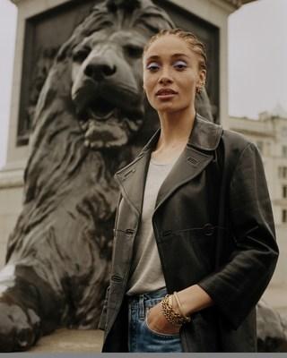 Adwoa Aboah for Rimmel London