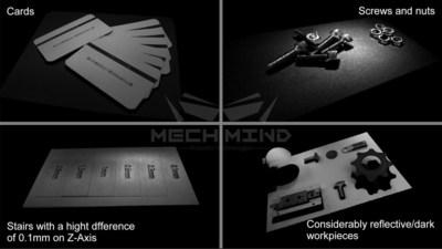Mech-Eye Nano生成的點雲圖