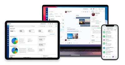 CINNOX是一個提供全面體驗的 SaaS 平台,致力透過創新的全渠道互動及分析解決方案來提升客戶和員工的體驗。CINNOX協助企業連接(CONNECT)、策劃(ORCHESTRATE)及安全地評估(EVALUATE)所有客戶的互動對話及數據,為各接觸點提供更人性化的互動接觸,建立卓越且超出預期的客戶體驗。