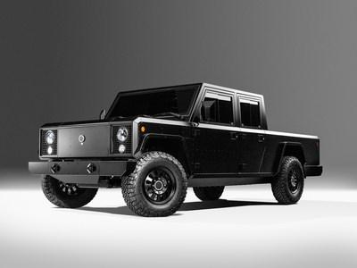 Bollinger Motors B2 Electric Pickup Truck