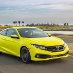 2020 Honda Civic Sedan And Coupe Arriving At Dealers As America S Most Popular Passenger Car