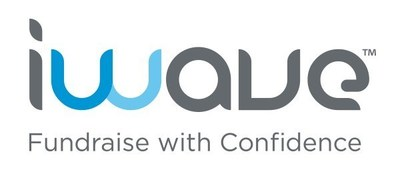 Logo: iWave - the Industry's top fundraising intelligence platform. (CNW Group/iWave) (CNW Group/iWave)