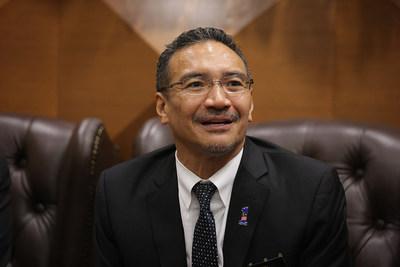 Mr. Hishammuddin Hussein