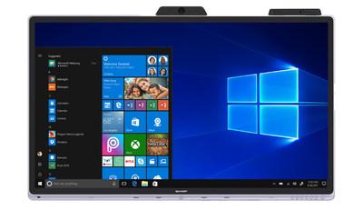 Sharp's Windows Collaboration Display