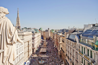 The City of Vienna (C) Vienna Tourist Board/Christian Stemper (PRNewsfoto/Vienna Tourist Board)