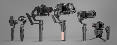 Gimbal Family of FeiyuTech