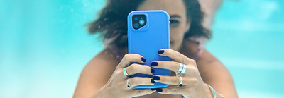 LifeProof provides 360-degree protection for the newest Apple iPhones with the iconic FRĒ design that's been a staple almost as long as iPhone itself.