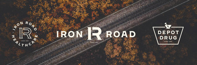 New visual identity for Iron Road Healthcare