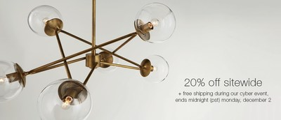 circa lighting offering 20 off sitewide free shipping