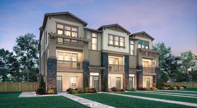 Townhome-style condos and flats | Enclave at Mission Falls by Century Communities | 55+ living in Fremont, CA