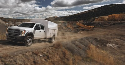 Hankook Tire supplies original equipment to 2020 Ford Super Duty Chassis Cab with the SmartFlex AH35 and all new SmartFlex DH35.