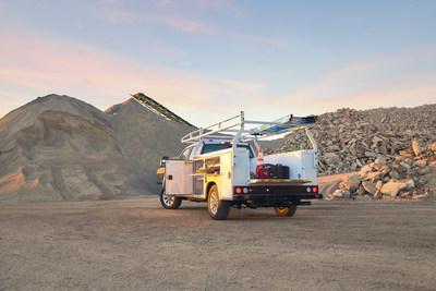 8' severe duty Royal Truck Body
