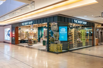 The Body Shop CF Pacific Centre Exterior (CNW Group/The Body Shop)
