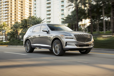 The all-new, first-ever Genesis SUV; the GV80, will be very competitively priced, starting at just $48,900.