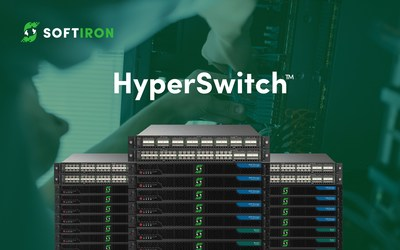 HyperSwitch® is SoftIron's high speed, next-generation top-of-rack switch built to maximize the performance and flexibility of SONiC (Software for Open Networking in the Cloud). It has been optimized and purpose-built to support hyperscale data centers.