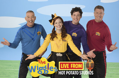 Missed Out On Seeing The Wiggles Live In Concert This Year Parents Prepare To Rejoice As The Wiggles Are Bringing Their Concerts To Your Home