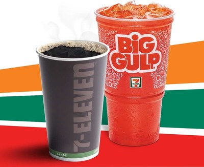 Struggling to readjust to your day-to-day? Sounds like a job for caffeine. That's why 7-Eleven, Inc. is offering not one, but seven FREE any size hot coffee cups and/or FREE any size fountain drinks (just to be fair to those who don't like coffee) per 7Rewards(r) loyalty member, one per day through its 7-Eleven mobile app.