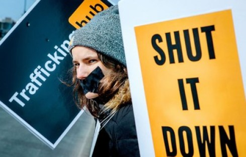 One Million People Sign Petition to Shut Down Pornhub for Alleged Sex  Trafficking Videos