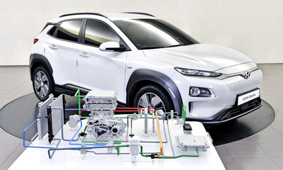 Hyundai Kona Electric_Heat pump technology