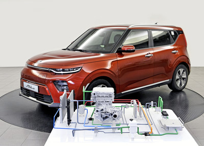 Kia Soul EV_Heat pump technology