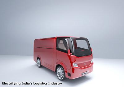 Electrifying India's Logistics Industry