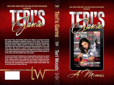 Teri's Game Book Cover