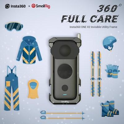 Cadre utilitaire SmallRig pour Insta360 ONE X2