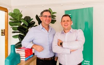 Dataweavers Co-Founders, Ben Shapiro and Anthony Hook