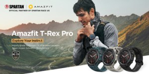 A rugged military smartwatch with durability to suit yours and a battery life of up to 18 days[1]