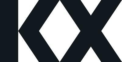 KX Logo (PRNewsfoto/KX)