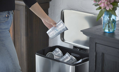 Ball Aluminum Cup -- Infinitely Recyclable