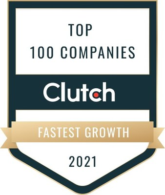 The Influencer Marketing Factory Ranks thrid in Clutch's Top 100 Fastest Growth Companies