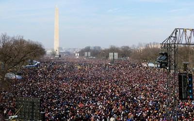 奥巴马2009年美国总统就职典礼纪录片被作为NFT拍卖