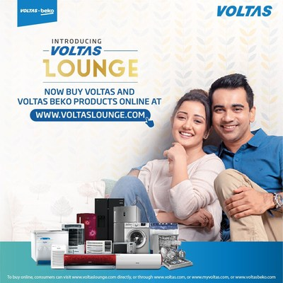 Voltas Lounge is a one-stop solution for customers looking to buy Voltas or Voltas Beko products online.