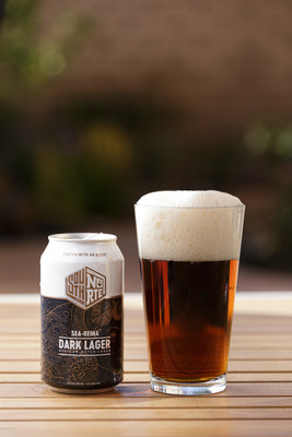 Sea-Reina: dark lager with subtle flavors of chocolate and caramel