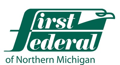 First Federal Of Northern Michigan Bancorp, Inc. logo (PRNewsFoto/First Federal of Northern Michi)