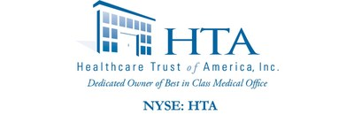 Healthcare Trust of America, Inc. Logo. (PRNewsFoto/Healthcare Trust of America, Inc.) (PRNewsfoto/Healthcare Trust of America, In)