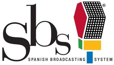 Spanish Broadcasting System Inc. logo. (PRNewsFoto/Spanish Broadcasting System Inc.)