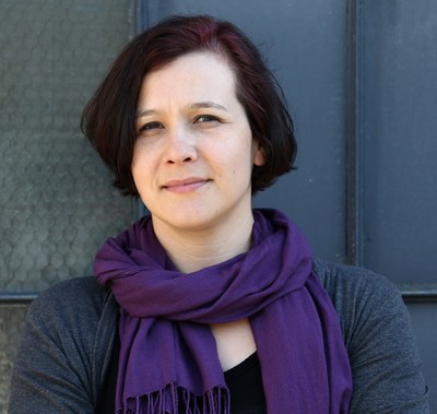 Katherena Vermette, winner of the 2017 First Novel Award. (CNW Group/Amazon.ca)