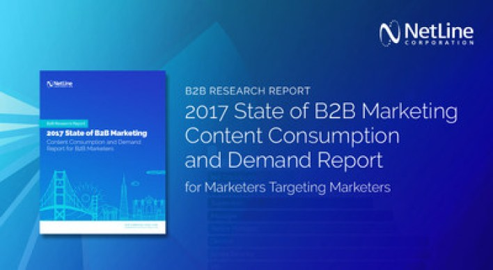 New research study empowers B2B content marketers with data-driven insights to acquire more target prospects and increase ROI—for marketers targeting marketers.