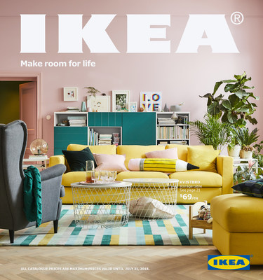 2018 Ikea Catalogue Set To Land In Mailboxes Across Canada