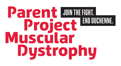 Parent Project Muscular Dystrophy logo.