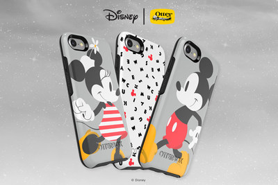 Whether Mickey Mouse or Minnie Mouse is your favorite character, or you just love all things Disney, OtterBox has you covered with its exclusive Symmetry Series Classic Disney Collection.